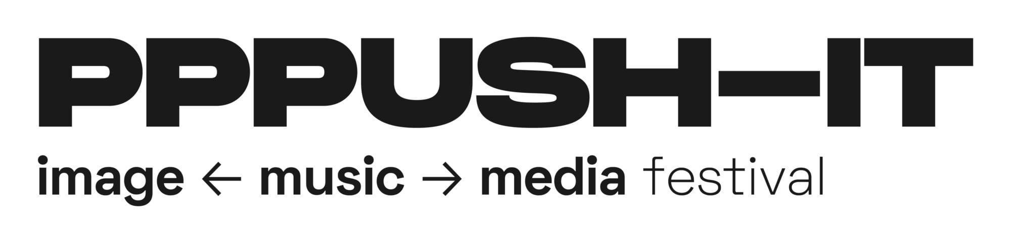 logo muziek festival
