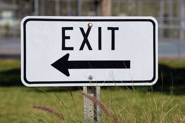 exit-strategie