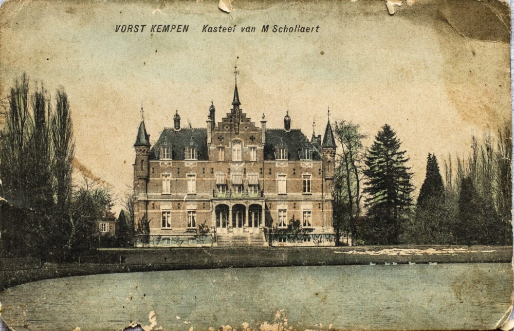 kasteel Meerlaer / collectie Karel Cruysberghs