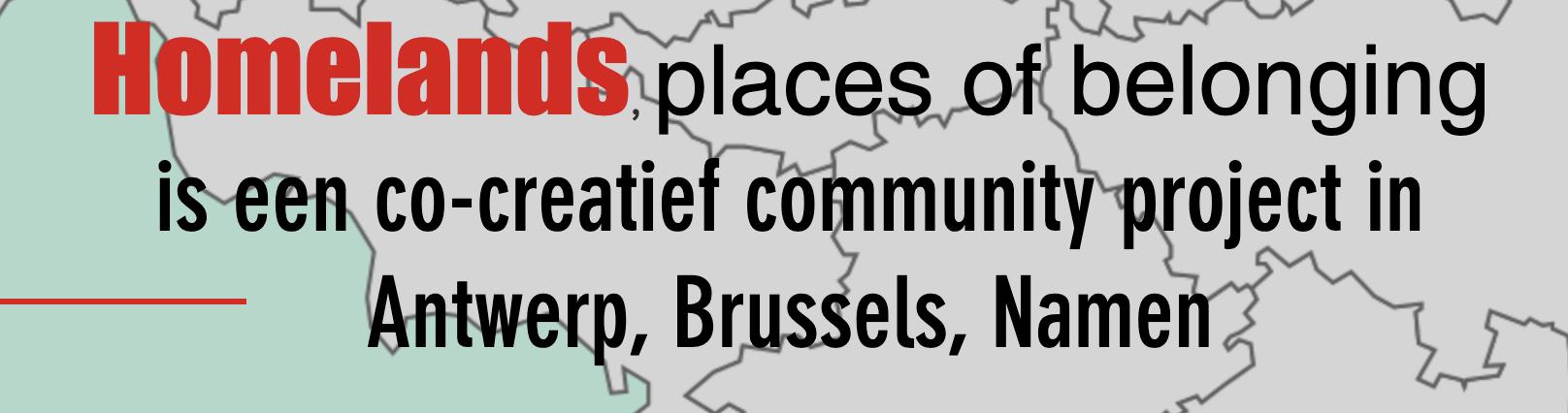 homeland places of belonging