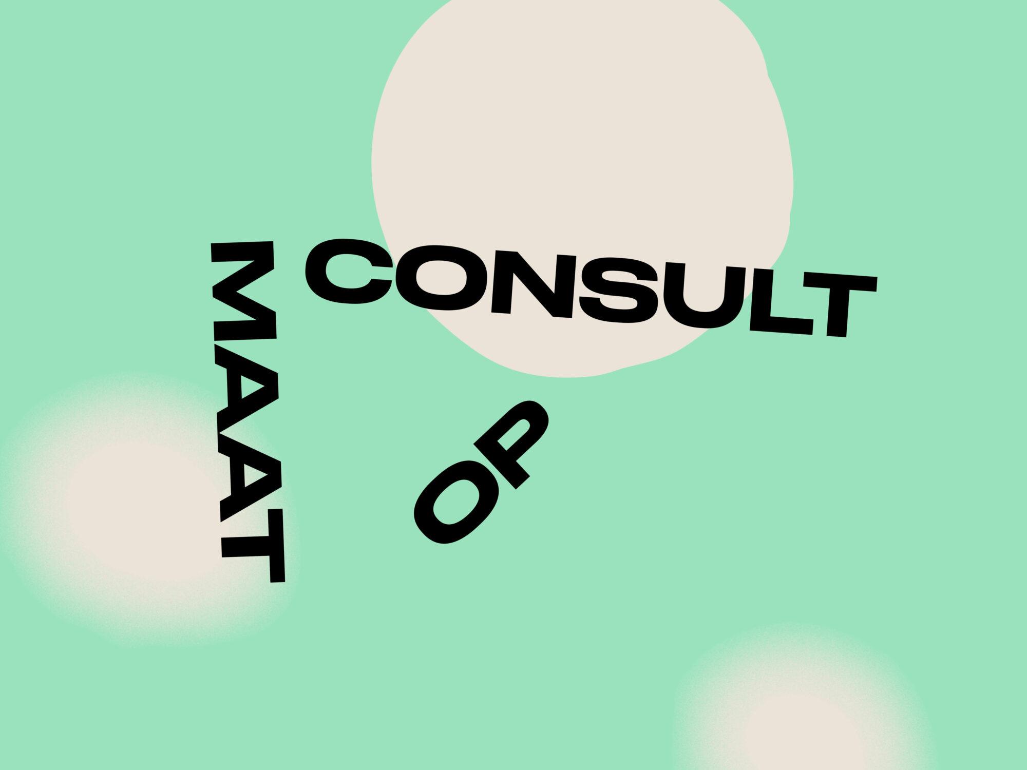 consult op maat